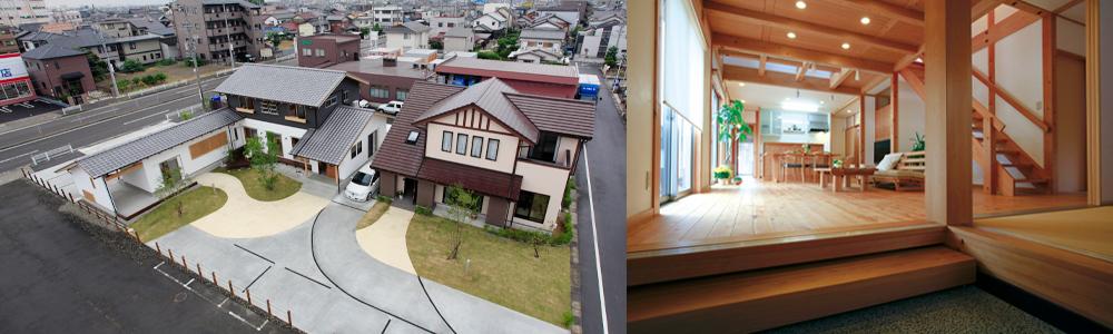 株式会社リック中部営業部 雨楽な家北名古屋モデルハウス