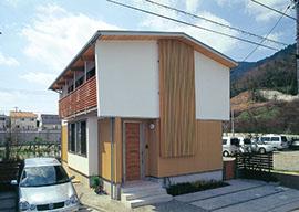 雨楽な家・3×5