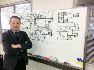 丸山景右 株式会社リック